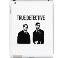 True Detective - Cohle and Hart iPad Case/Skin