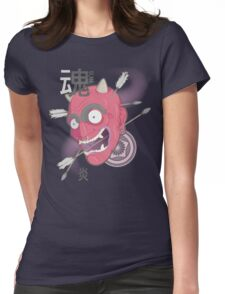 Soul Demon Womens Fitted T-Shirt