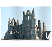 Ruins of Benedictine's Abbey Poster