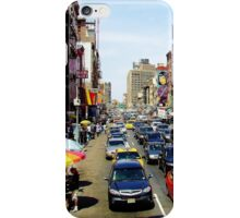 NYC Traffic iPhone Case/Skin