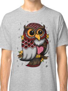 Owl Shirt Classic T-Shirt