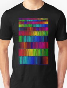 Prismatic Rainbow (Reverse) T-Shirt