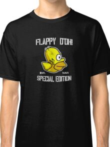 Flappy D'oh! Classic T-Shirt