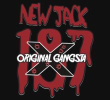 New Jack - Original Gangsta by strongstyled