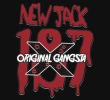 New Jack - Original Gangsta by strongstyled