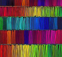 Prismatic Rainbow (Reverse) by Morgan Ralston