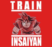 GOKU Train Insaiyan: kaioken by KingKoko