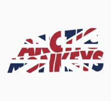 Arctic Monkeys UK Band T-Shirt by BS21