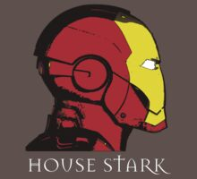House Stark - Iron Man by boondoggle