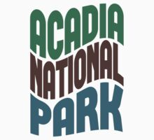 Acadia National Park by Location Tees