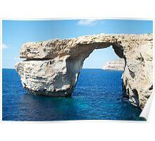 Azure Window Gozo Poster