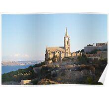 Mgarr harbour - Gozo Poster