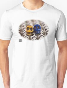 Old Gold And Blue Unisex T-Shirt