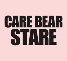 CARE BEAR STARE by TheGraphicGuru