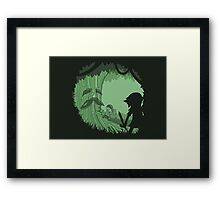 Kokiri Crossing Framed Print