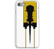 Ships: Swordfish iPhone Case/Skin
