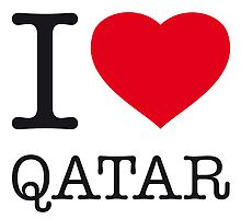 I ♥ QATAR by eyesblau