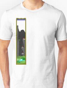Distant Temples Unisex T-Shirt