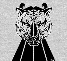 Triangle Tiger Face Unisex T-Shirt