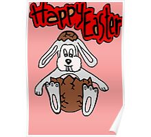 Happy Easter! Poster
