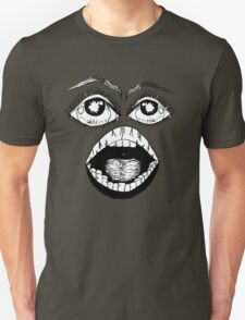 the face Unisex T-Shirt