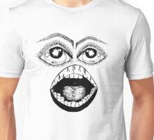 the face Unisex T-Shirt