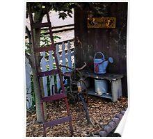 Garden Toys Poster