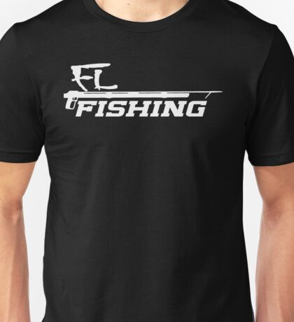 Spear Gun FL Fishing Unisex T-Shirt