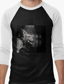 Dogs with game face on .27 T-Shirt