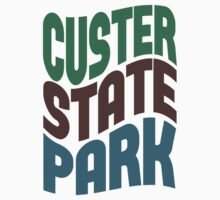 Custer State Park Kids Tee