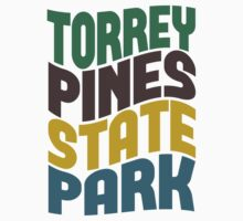 Torrey Pines State Park by Location Tees