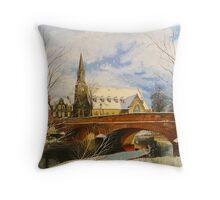 Morpeth Winter Throw Pillow