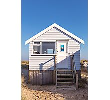 Sail away with me beach hut Photographic Print