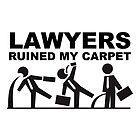 Lawyers ruined my Carpet by chrisbears