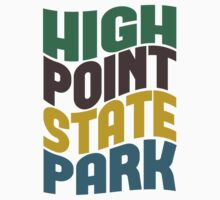High Point State Park by Location Tees