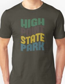 High Point State Park Unisex T-Shirt