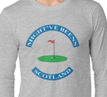Old Golfers SCOTLAND Long Sleeve T-Shirt