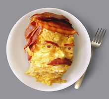 All the Bacon and Eggs by pyne