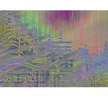 Batik Whispers Photographic Print