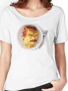 All the Bacon and Eggs Women's Relaxed Fit T-Shirt