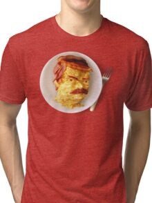 All the Bacon and Eggs Tri-blend T-Shirt