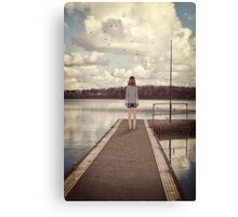 New Direction Canvas Print