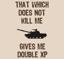 Tank wargaming tshirt by INFIDEL