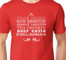 Perfect Englishman tshirt Unisex T-Shirt