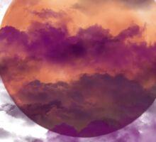 Bloodborne - New Moon Rises  Sticker