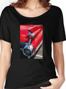 Cadillac tshirt Women's Relaxed Fit T-Shirt