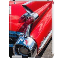 Cadillac tshirt iPad Case/Skin