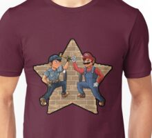 Stars of the games Unisex T-Shirt