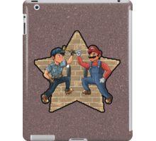 Stars of the games iPad Case/Skin