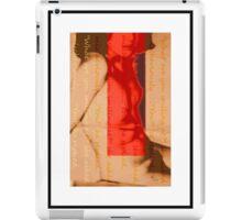 Nude in Profile iPad Case/Skin